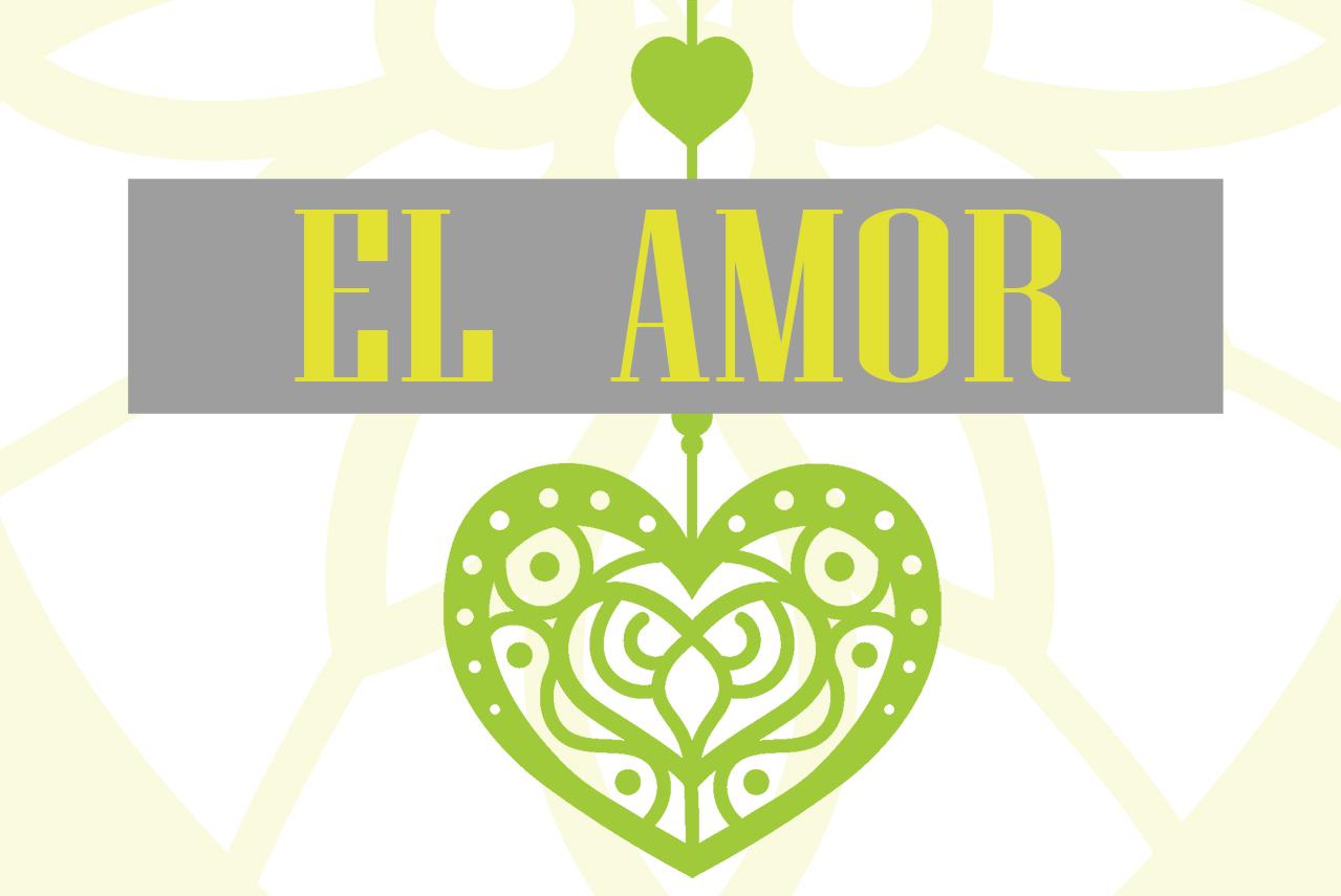 Banner amor
