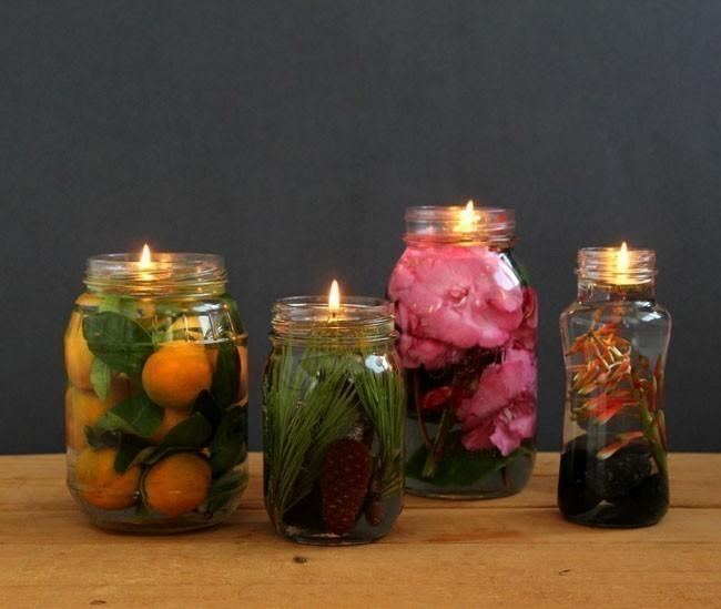 lampara aromatica